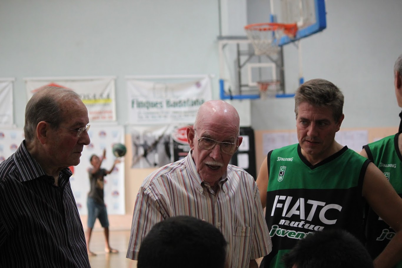 Ha mort en Joan Canals: referent del bàsquet base